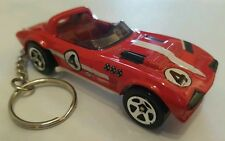 64stingray corvette roadster keyring hotwheels
