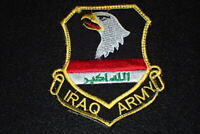 OIF Iraq War Iraqi Army Patch Troops in Training 101st Airborne Early & Scarce