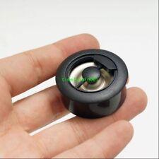 "2pcs 1"" inch 4Ohm 4Ω 15W Car tweeter Small treble neodymium Speaker"