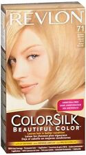 Revlon ColorSilk Hair Color 71 Golden Blonde 1 Each