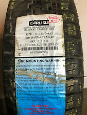 New Listing[1] St145/70R12 Carlisle Highway Trailer Tire Single Tire New Other