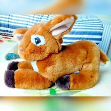 New Rare Vintage Fawn Chad Valley Cuddle Club Collectable Soft Plush Toy Novelty