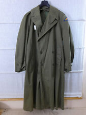 ORIGINAL US Army Overcoat Field Officer's MEDIUM / Offiziers Mantel WW2/Korea