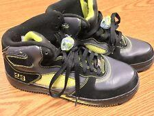 Nike 322882-031 Air Jordan Fusion 5 AJF5 LS Black Cactus-Anthracite Men's Sz 8.5