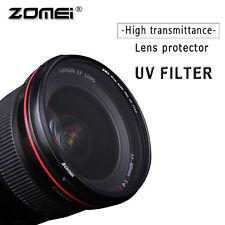 52mm ZOMEI UV Ultra-Violet Filter Lens protector Pro For Nikon DSLR Camera Lens