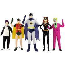 Batman 1966 Bendable Figures Box Set