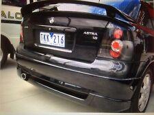 Holden Astra Sedan Hbd Holden By Design Rear Lower Spoiler