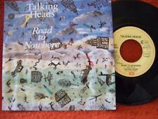 Talking Heads-Road to Nowhere/Television si classe EMI 45