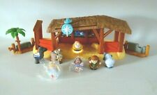 Fisher Price Little People A Christmas Story Nativity PlaySet Music Light Sound