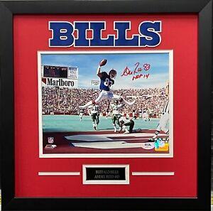 Andre Reed autographed signed inscribed framed 8x10 NFL Buffalo Bills PSA COA