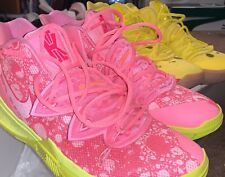 Nike Kyrie 5 Spongebob And Patrick Pack Size 10 Excellent Cond. Lebron 17