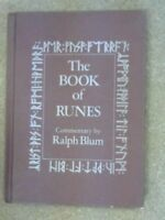 Book Of Runes  Handbook for the Use of an Ancient Oracle by Ralph Blum