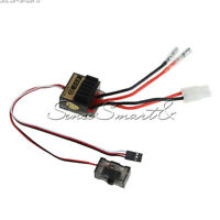4.8-7.2V 320A Speed Controller ESC For RC Car boart 1/8 1/10 Truck Buggy