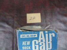 AIR GAP DECK DISHWASHER SPEED-FLEX CD-4P NEW IN BOX FREE SHIPPING