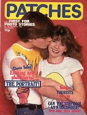 Patches Magazine 30 August 1980 No. 78   The Tourists  Ellie Hope of Liquid Gold
