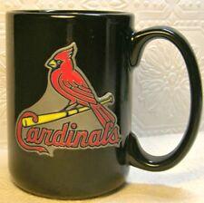 St Louis Cardinals Mug  Baseball team mug with Cardinal on a bat