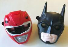 View Master: rare BATMAN model L viewer - even more rare POWER RANGERS viewer