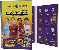 Panini Premier League 20/21 Adrenalyn XL Trading Card Advent Calendar