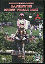 THE MITSUBISHI MOTORS BADMINTON HORSE TRIALS 2007 DVD