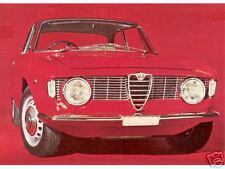 Alfa Romeo Giulia Gt, Gtv, Gta Dvd Manual, Manuals