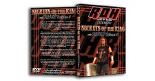 Official ROH Secrets of the Ring: Raven Volume 5 DVD (Pre-Owned)