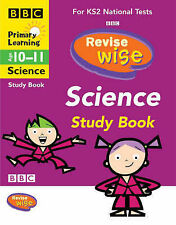 """""""VERY GOOD"""" KS2 ReviseWise Science Study Book, , Book"""