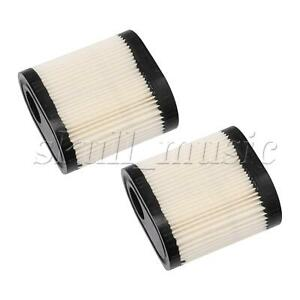 2 Pieces 740083A Lawn Mower Air Filter 36905 Air Filter Replacement for Rotary