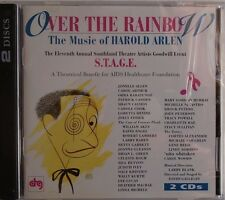 OVER THE RAINBOW - 2 CDs - The Music Of HAROLD ARLEN - BRAND NEW