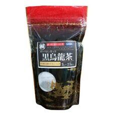 HAGIRI Gaba Blend Black Oolong Tea Bags 3g x 25p Japanese
