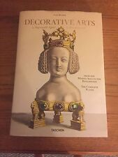 Decorative Arts, Becker, Taschen, Renaissance, Middle Ages, Color Plates, Kunst