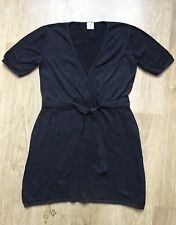 Lovely NOA NOA Womens V neck Black Tunic/ Dress , Size  XL ,GREAT condition !
