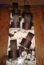 "Leather Belt Loops Tool Holder for, Axe, Hammer, Tomahawk,  Etc   . Fits 2"" belt"