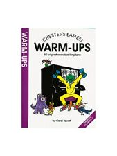 Chesters Easiest Piano Warm-Ups Learn to Play Beginner Easy Lesson MUSIC BOOK