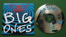 Aerosmith Big Ones inc Rag Doll / Love In An Elevator + CD