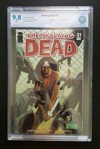 The Walking Dead #31 - (Sep 2006, Image) - CBCS 9.8