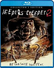 NEW Jeepers Creepers 2 [Collector's Edition] [Blu-ray]