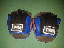 top king focus mitts boxing muay thai