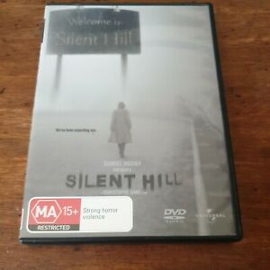 Silent Hill DVD R4 Like New! FREE POST
