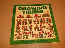 Grade 5 Vintage Growing Things by Angela Wilkes (1984, Paperback)