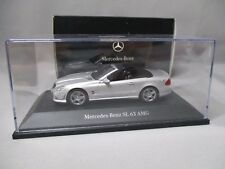 AH519 MINICHAMPS 1/43 MERCEDES BENZ SL63 2008 R230 CABRIOLET in box B66960018