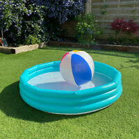PADDLING GARDEN POOL TODDLER KID FUN SWIMMING OUTDOOR BABY CHILDREN INFLATABLE