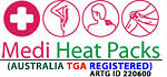 Medi Heat Packs-Instant Heat Pack