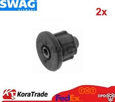 2x SWAG 30790024 REAR AND AXLE BEAM MOUNTING