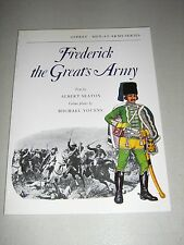 Men-At-Arms: Frederick the Great's Army by Albert Seaton (1973, Paperback)