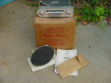 1958 Chrysler 300 Windsor Saratoga New Yorker NOS MoPar RADIO KIT