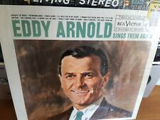 LP RCA Living Stereo LSP-2185 / Eddy Arnold Sings Them Again SHRINK