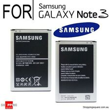 GENUINE  A-GRADE BATTERY FOR SAMSUNG GALAXY NOTE 3 - B800BE -3200mah