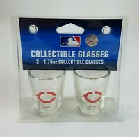 MLB Minnesota Twins Shot Glasses 1.75 ounces by Boelter Brands New