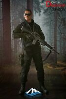 1:6 Scale SPECIAL-FIGURES SF-005B Detective Solider Figure Collection Toy