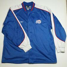LA Clippers jacket coat sweater Los Angeles NBA Reebok Team Mens XL basketball